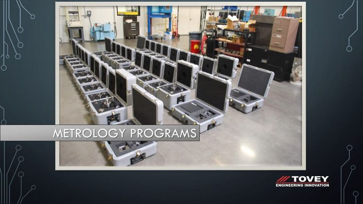 Metrology Programs
