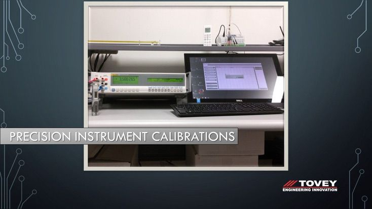 Precision Instrument Calibration